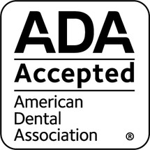 ADA Seal - Accepted by The American Dental Association
