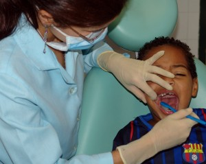Dentist DDS DMD