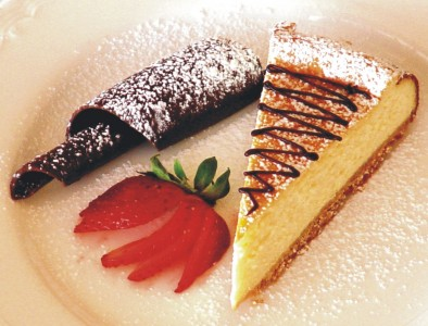 Eat Dessert First for Better Teeth