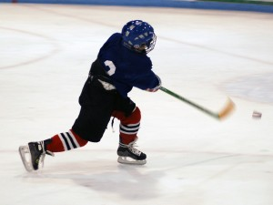 Teeth Can Be Knocked Out During Hockey Games