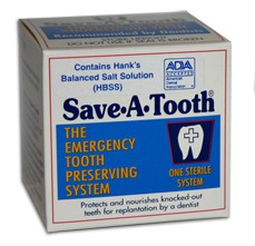 Save A Tooth Emergency Tooth Preserving System