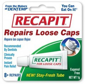 Recapit Temporary Dental Crown Cement