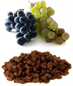 Grapes, Raisins, and Your Teeth
