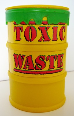 Is Fluoride Toxic Waste?