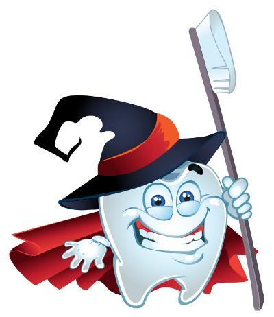 Halloween Dental Health