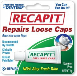 Recapit Temporary Crown Cement