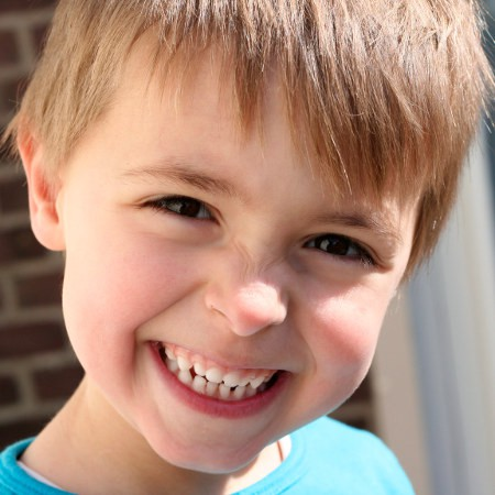 Big Smile Showing Teeth