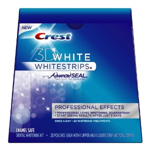 Crest WhiteStips Advanced Seal Professional Effects