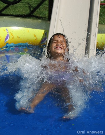 Dental Safety at the Swimming Pool