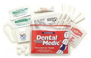 Dental First Aid Kit - Dental Medic