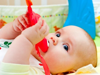 False Teething Symptoms