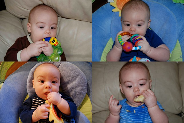 Teething Habits