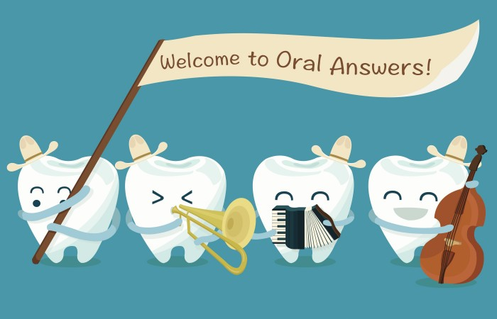 Welcome to Oral Answers!