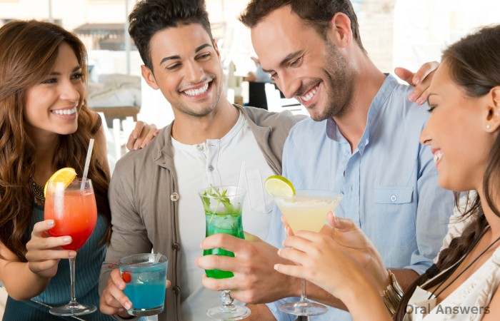 Acidic Drinks Dissolve Teeth