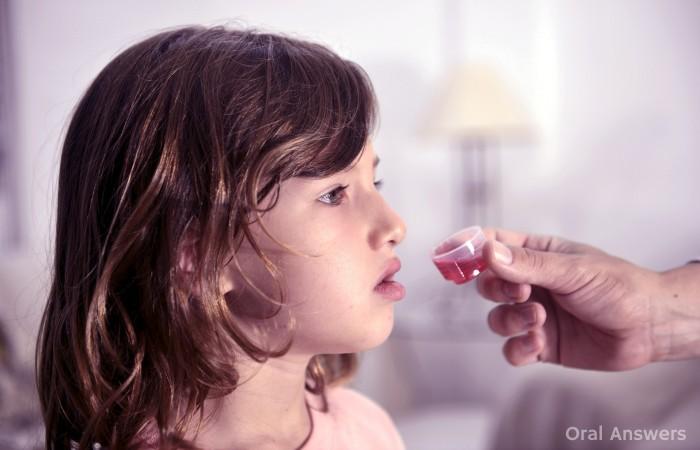 Children's Medicine Sugar Teeth