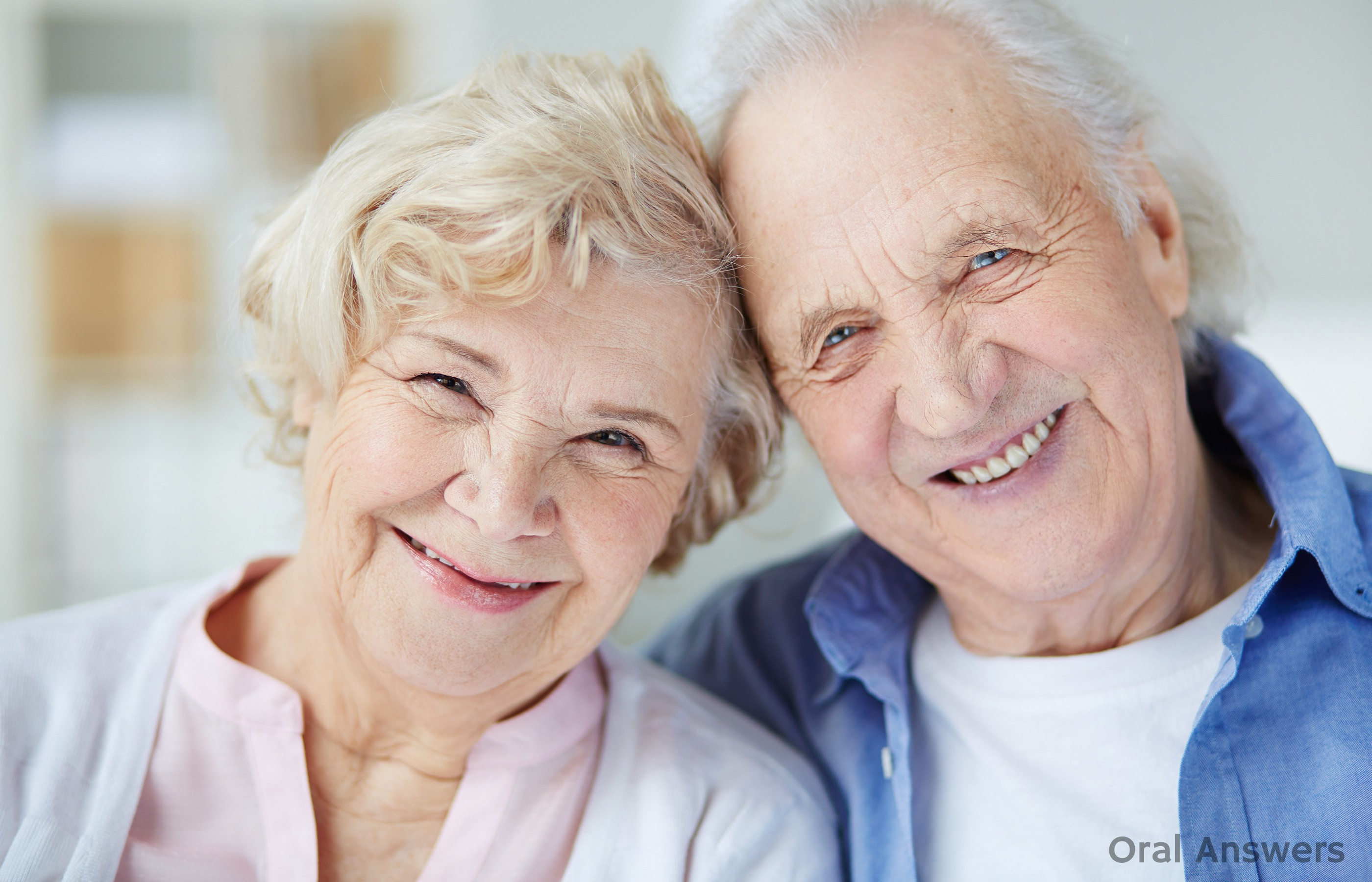 Will You Still Have Your Teeth When You Get Old Oral