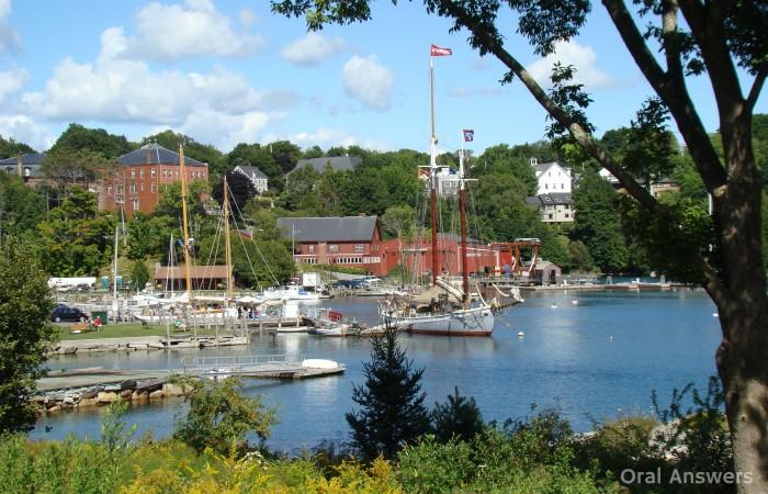 Rockport Harbor Maine Dental Association