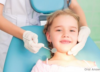 When Should Child Go to Dentist for First Time?