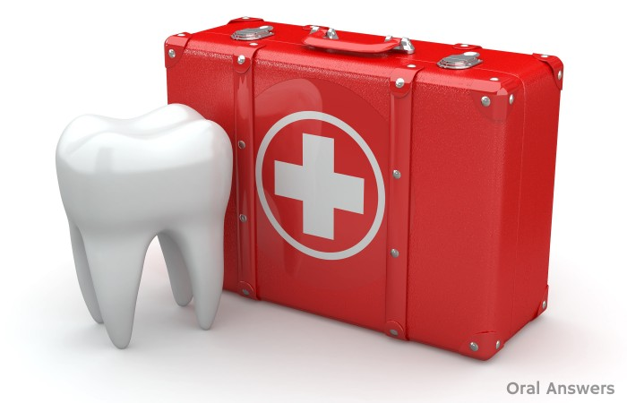 How to Make a Dental First Aid Kit