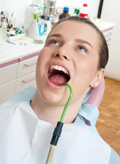 dental suction