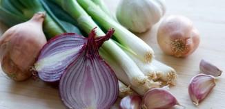 Bad Breath Garlic Onions