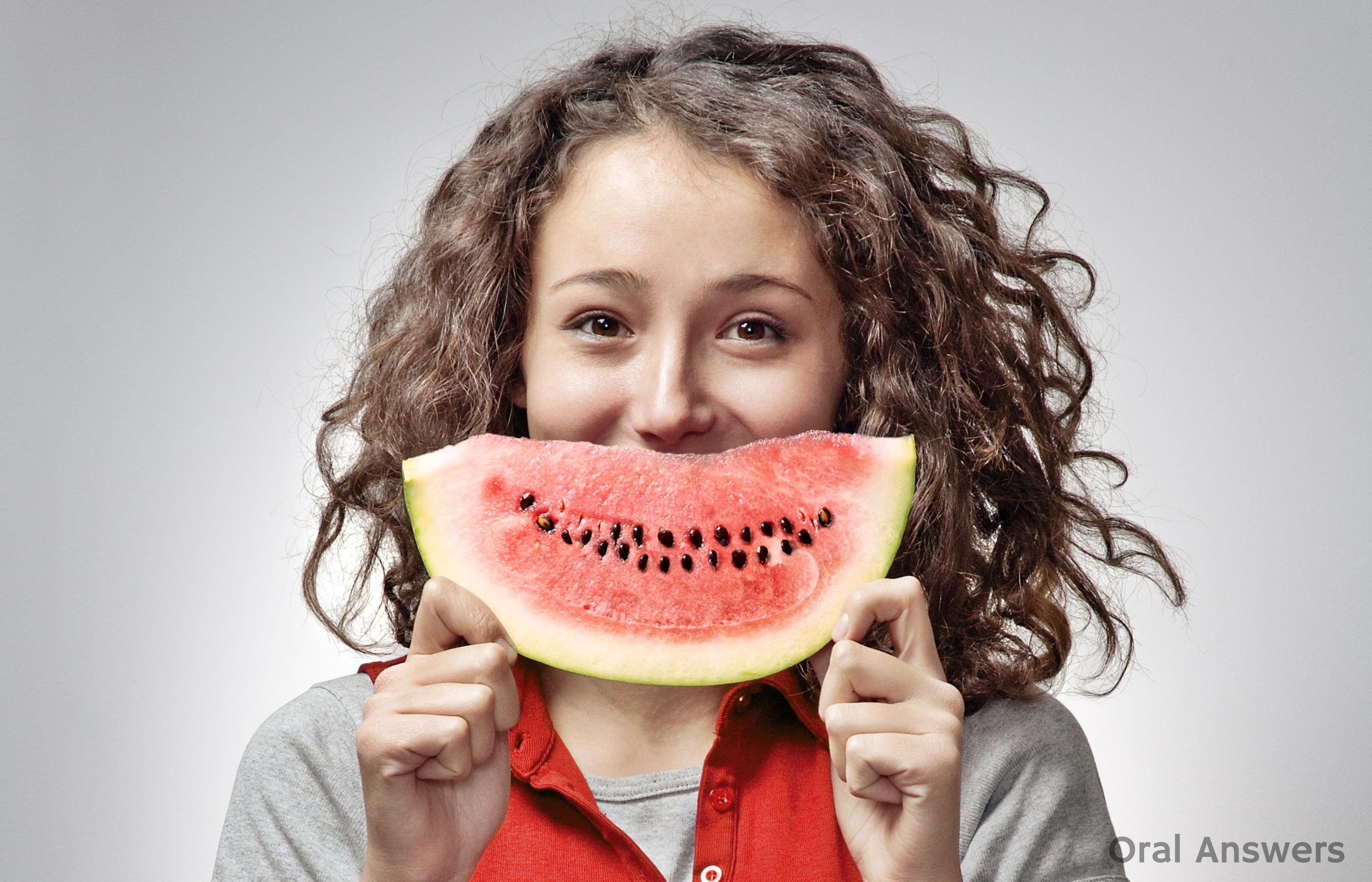 Watermelon hard woman — 11