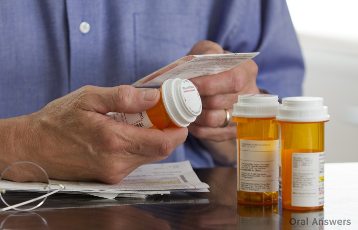 Prescription Medications that Cause Dry Mouth