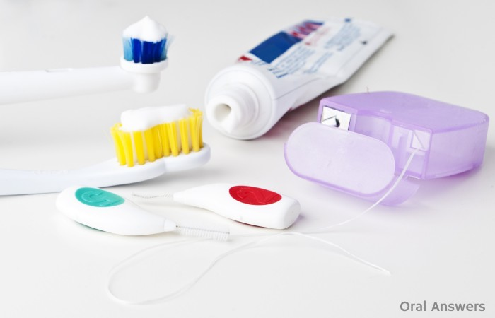 Products with American Dental Association Seal