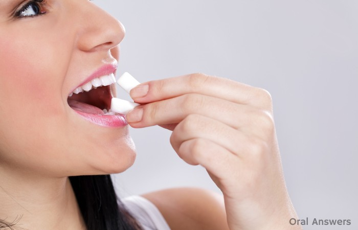 Chewing Gum Good for Teeth