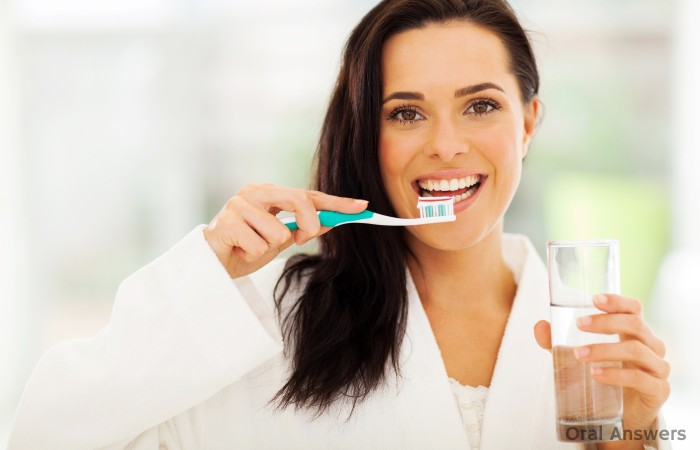 Fluoride in Water and Toothpaste