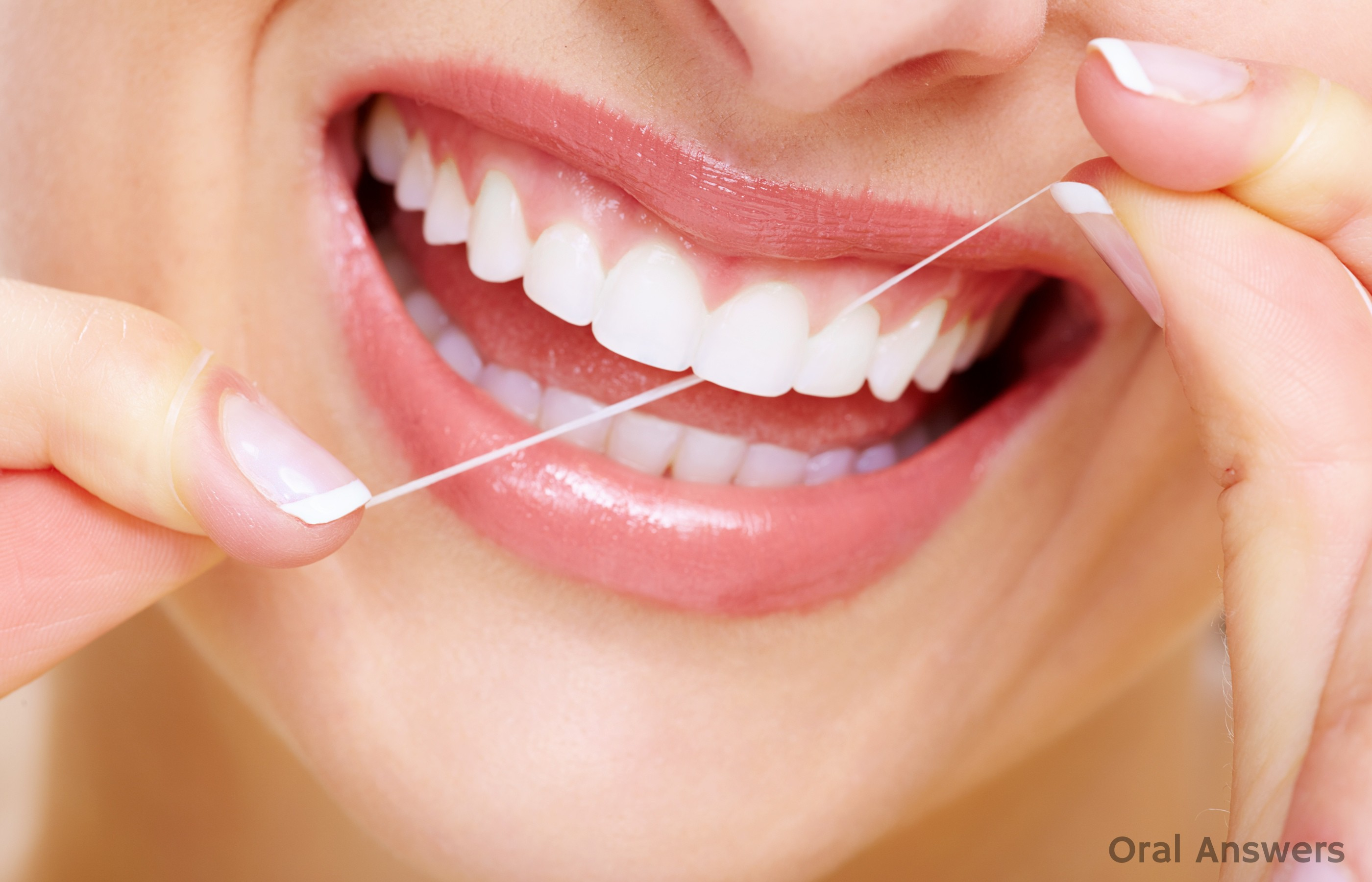 Bleeding gums when brushing and flossing is it normal for What is flossing