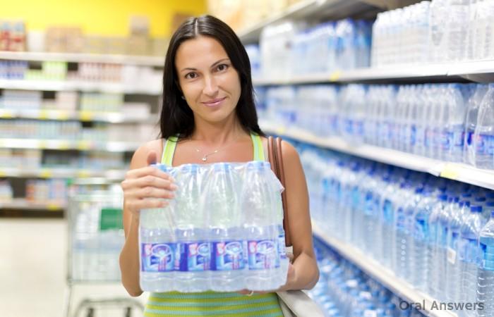 Fluoride in Bottled Water