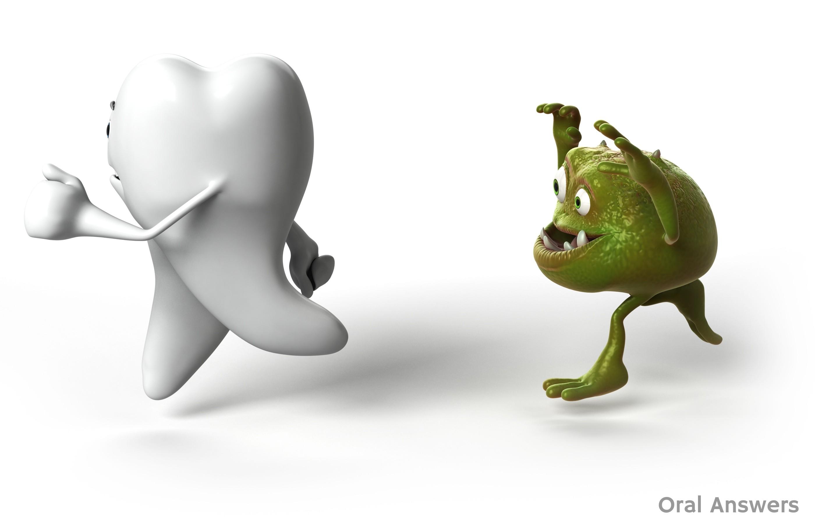 Oral Decay 115