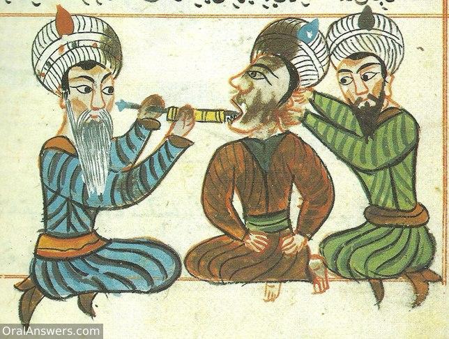 Odontología árabe - OralAnswers