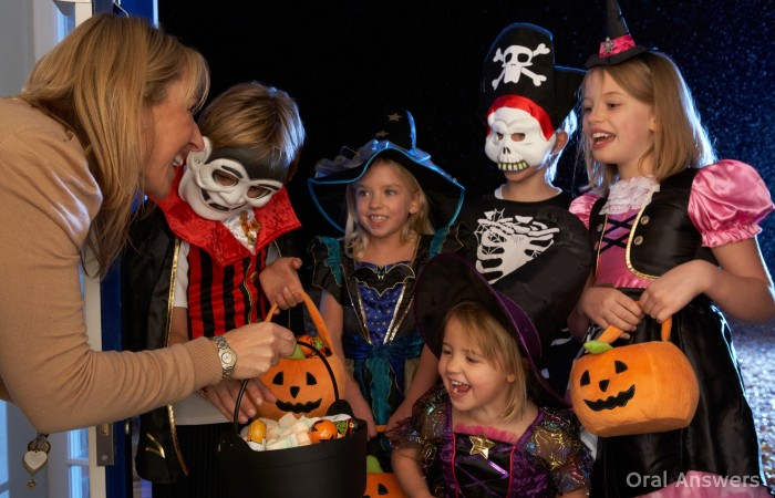 Dentists and Halloween Candy